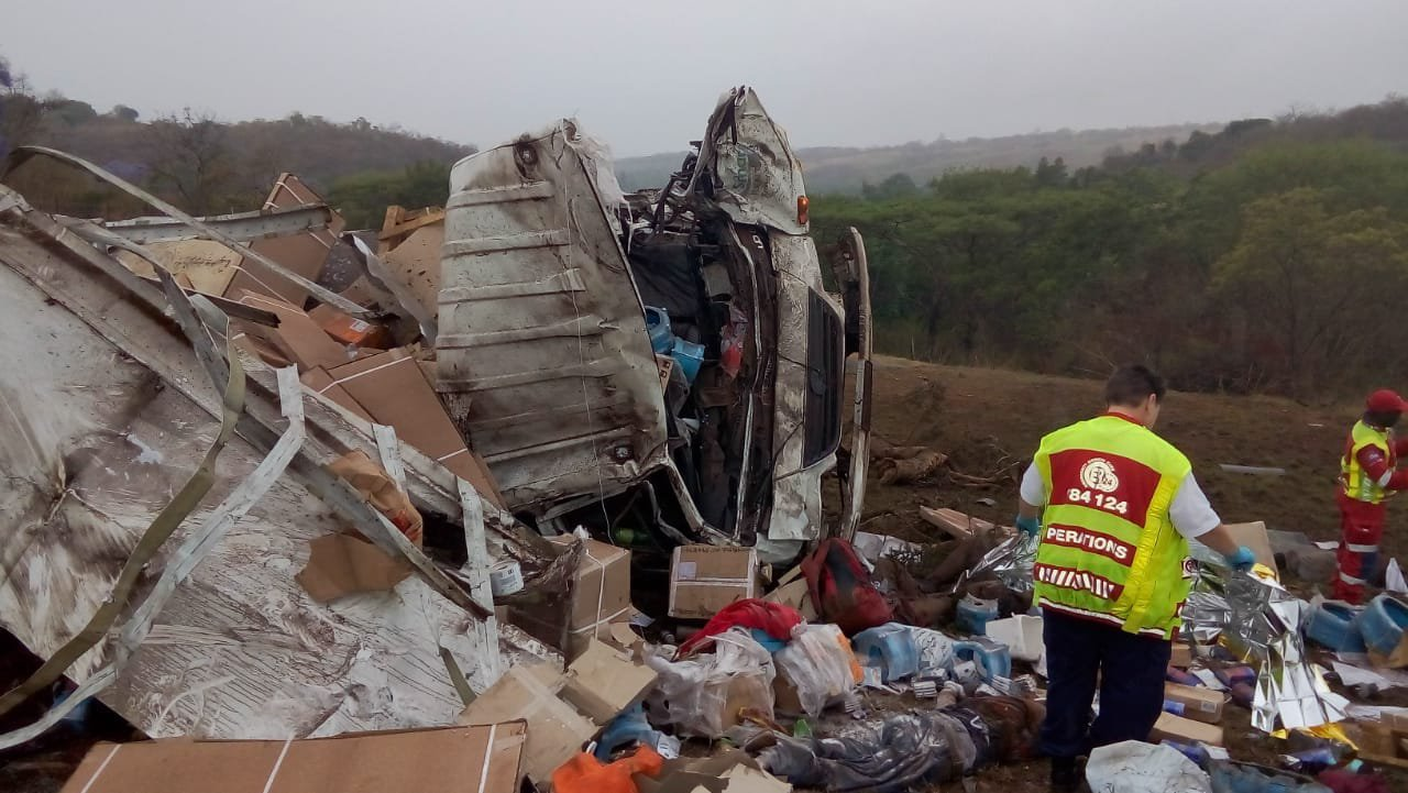 n4 truck accident