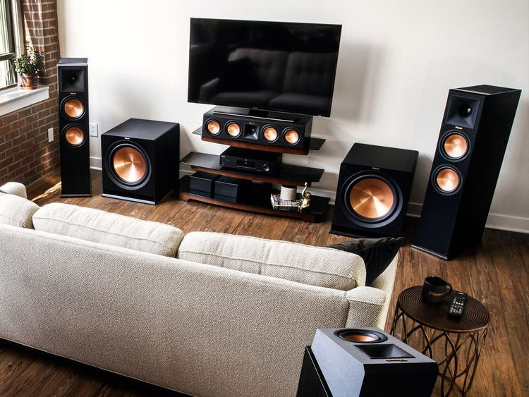 If you continue to play loud music at home, you may lose your sound system