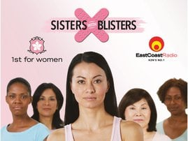Sisters with blisters - ECR2018 - Thumbnail
