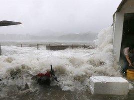 Typhoon Hato 1