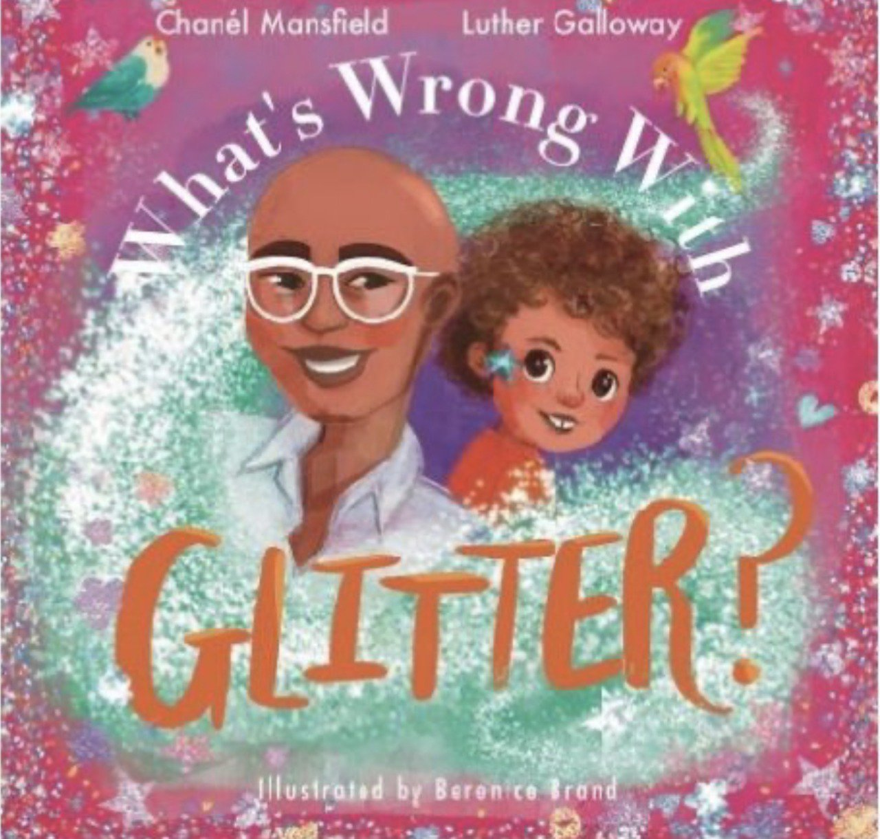What's Wrong With Glitter?