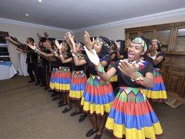 Ndlovu Youth Choir Carols
