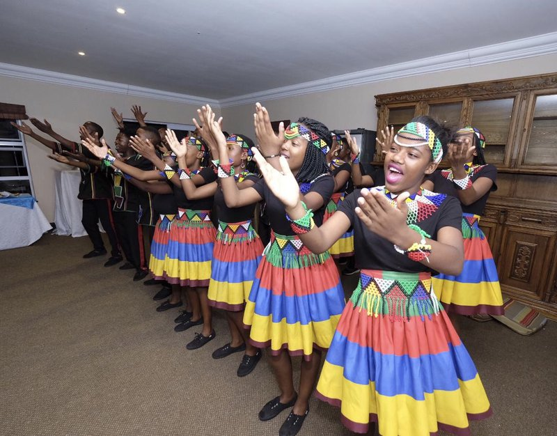 Standing ovation for SA's Ndlovu Youth Choir on 'America's Got Talent'!