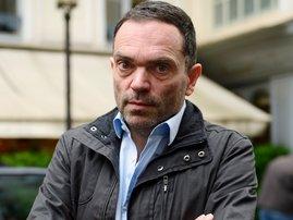 Author Yann Moix