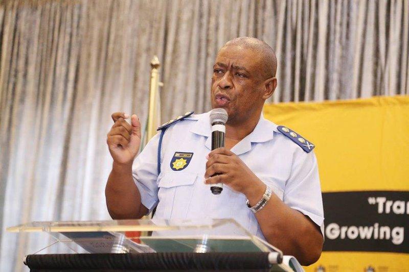 KZN SAPS Commissioner Lieutenant-General Khombinkosi