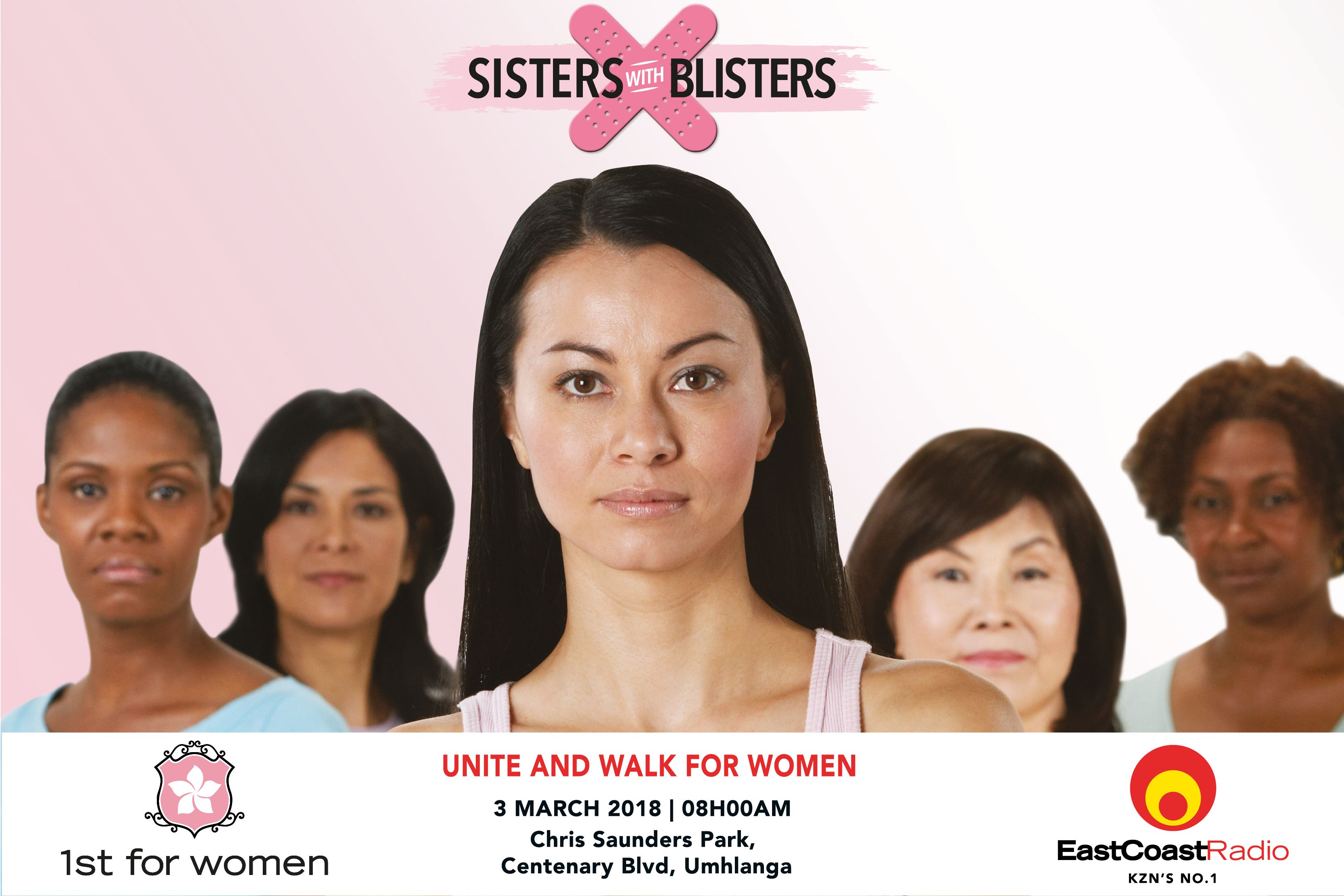 Sisters with blisters - ECR2018 - Body image