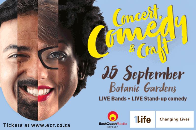 Concert Comedy Craft - Body