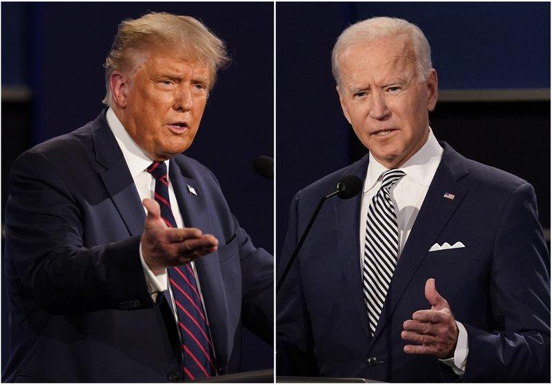 Trump vs Biden: The biggest betting event in history