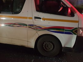 Two children, man killed another KZN drive-by shooting