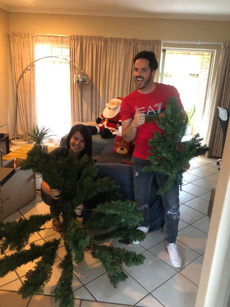 Make My Monday: Christmas Tree
