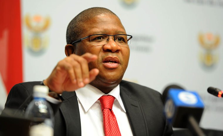 South Africa's police minister names new acting head of elite police unit