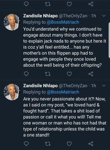 Zandi tweets