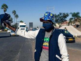 Zimbabwe facemasks