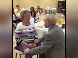 92 year old serenade wife
