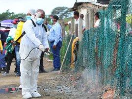 Informal Settlement Sanitisation Programme