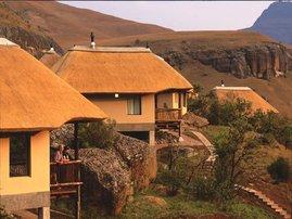 Ezemvelo KZN Wildlife isolation