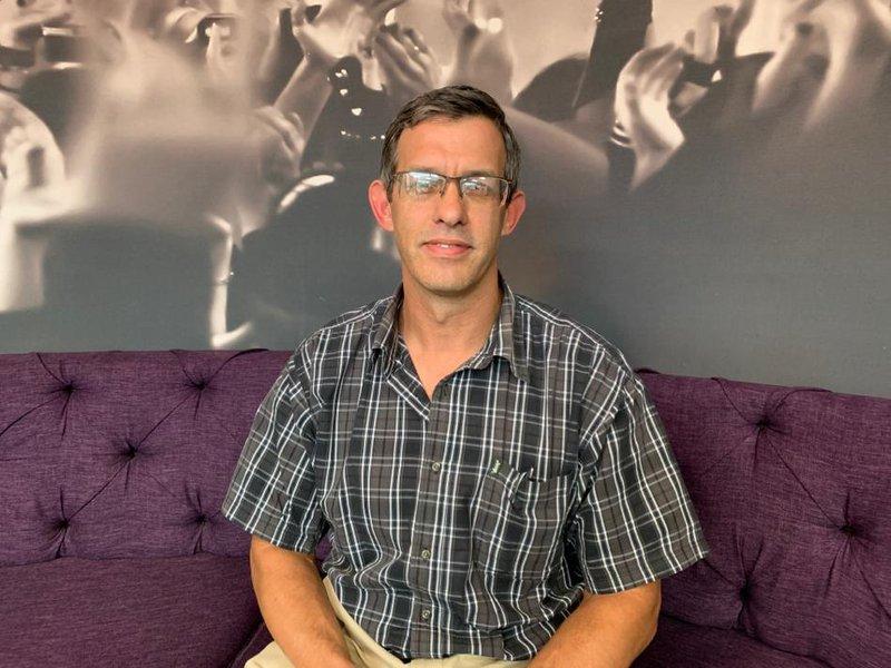 Psychiatrist Dr Jerrie Bezuidenhout
