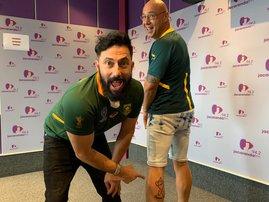 Jacaranda FM RWC tattoo