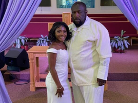 A 61-year-old man marries his god daughter who is just 18-years-old!
