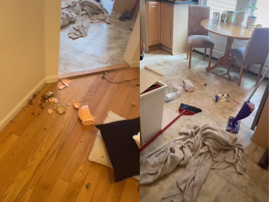 WATCH: This is why you don't invite strangers into your house...especially as a young woman...