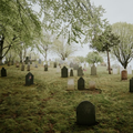 A cheating husband gets the word 'adulterer' added to his tombstone