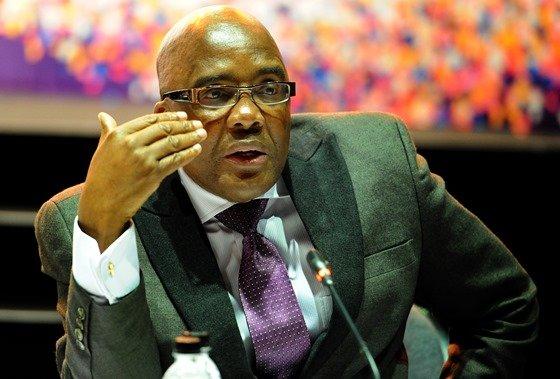 health Minister, Aaron Motsoaledi