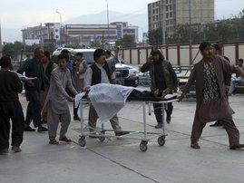 Afghanistan Blast 8 May 2021