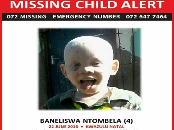 Worries grow for missing Esikhawini boy, 4