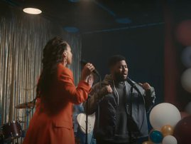 Alicia and Khaled