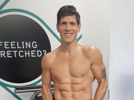 British fitness coach  Andy Wilkinson