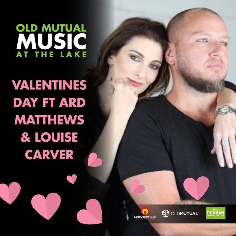 Ard Matthews & Louise Carver Valentine's Special