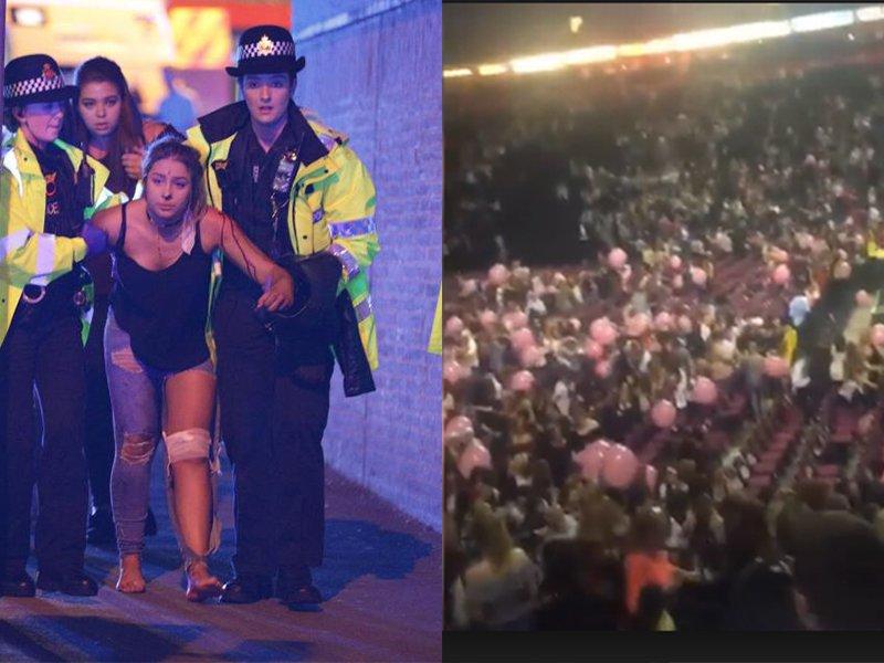 Ariana Grande 19 dead after terrorist attack
