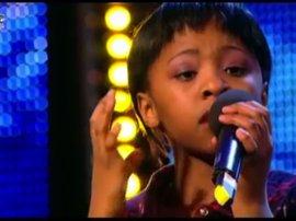 Asanda sings like Rihanna