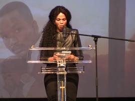 Ayanda Ncwane - memorial - screen grab