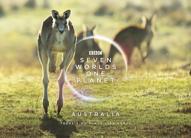 Seven worlds one planet BBC Australia