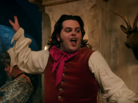 Gay moment in Beauty and the Beast