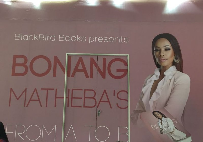 Bonang launches From A to B