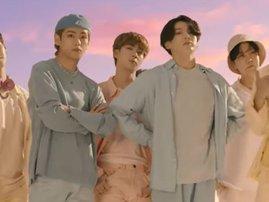 BTS 'Dynamite' video