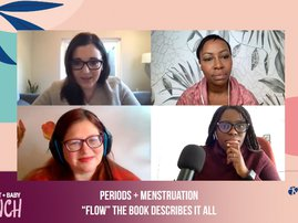 """Periods & Menstruation: """"Flow"""" – the book that describes it all"""
