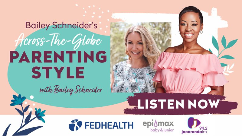 Bailey Schneider's Across-the-Globe Parenting Style