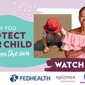 Can you protect your child from the sun?