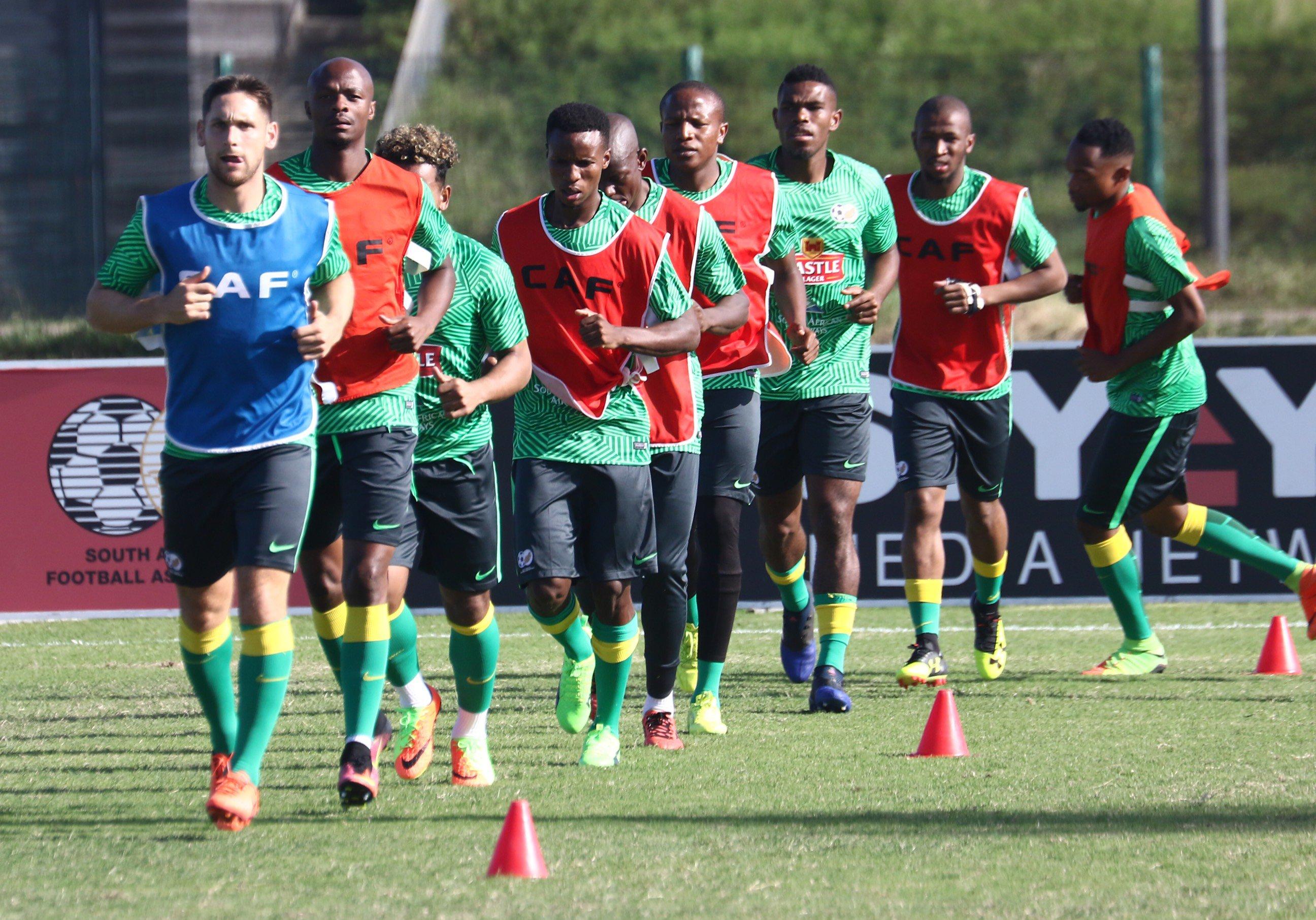Bafana Bafana stand-in coach Da Gama names starting eleven ...