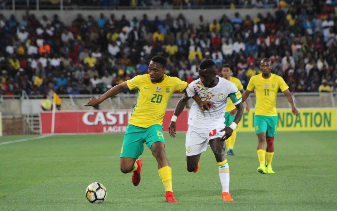 Bafana vs Senegal