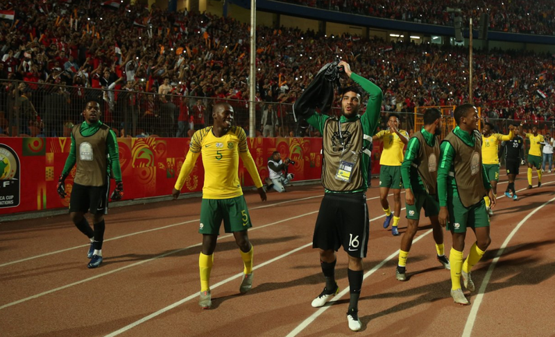 Bafana Tokyo Olympics