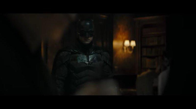 Robert Pattinson as 'The Batman'