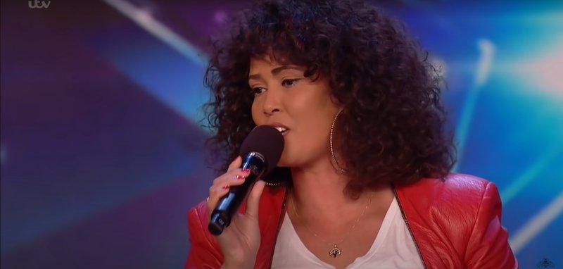 South African Singer Enters Britain S Got Talent Semi Finals