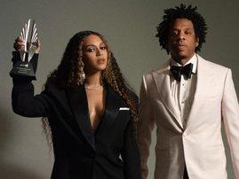 Beyoncé' and Jay-Z