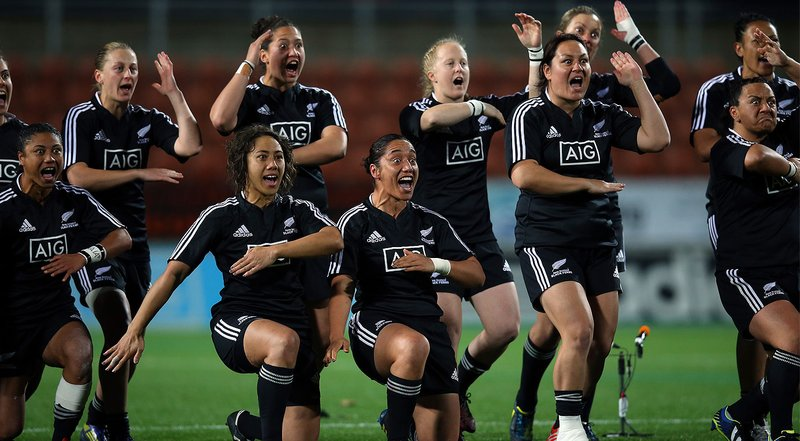 New Zealand Women S Rugby Team Go Professional