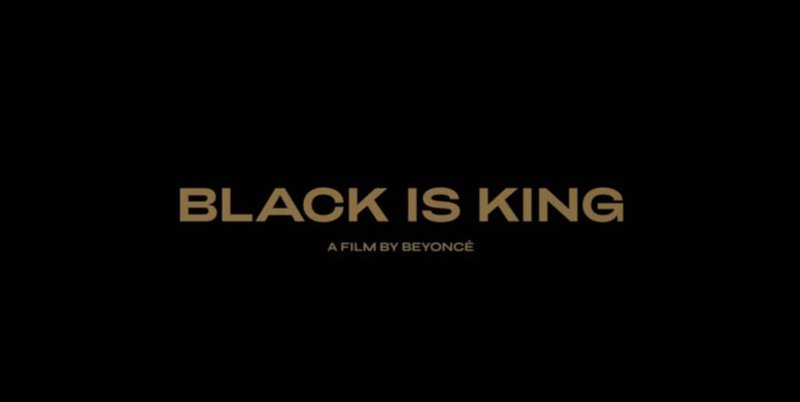 Black is king trailer