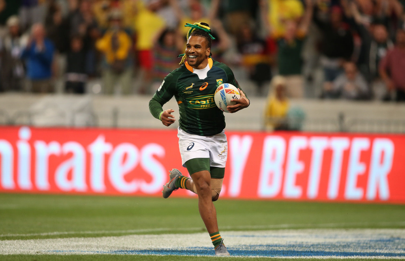 South Africa on track for back-to-back Sevens triumphs